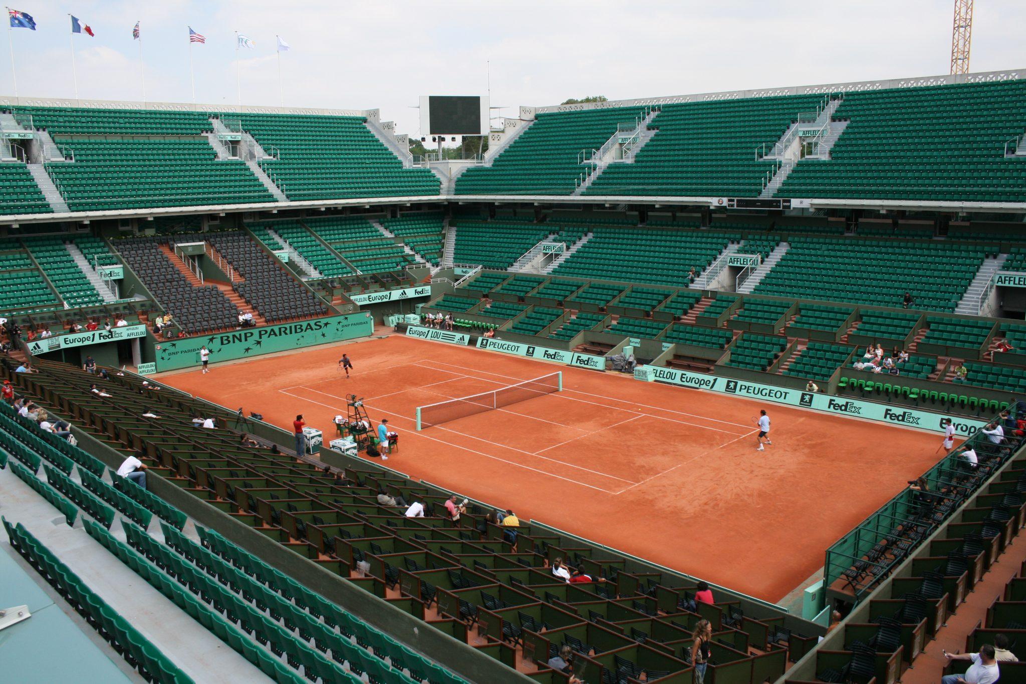 罗兰·加洛斯网球馆