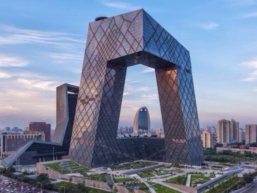CCTV央视大楼